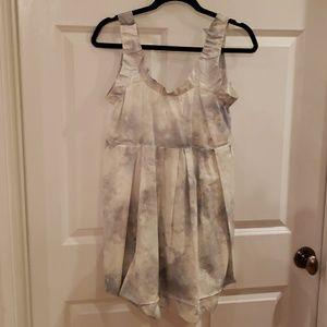 Marni Dress Blue/White